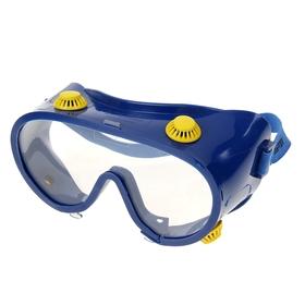 """Очки защитные """"Сибртех"""", закрытого типа, с непрямой вентиляцией"""