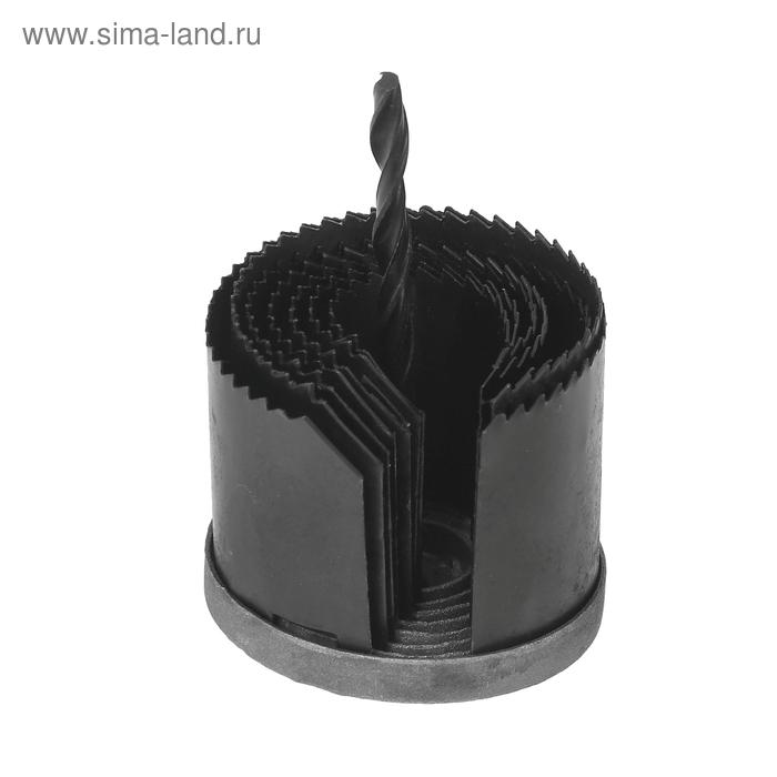 "Пила кольцевая Sparta, D 26-63 мм, глубина пропила 2"""