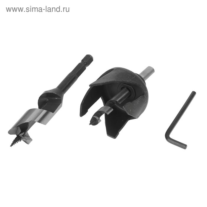 Набор для установки врезных замков MATRIX professional, 22 мм/54 мм