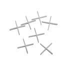 Крестики для кладки плитки Sparta, 1.0 мм, в упаковке 250 шт