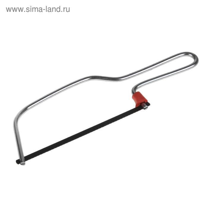 "Ножовка по металлу ""TUNDRA basic"" никелированная 150мм"