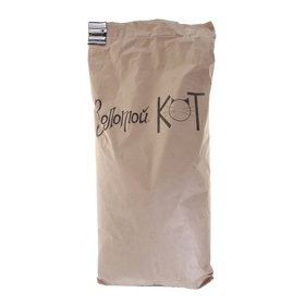 Наполнитель кукурузный 'Золотой кот', фракция 6-10 мм, 12 кг Ош
