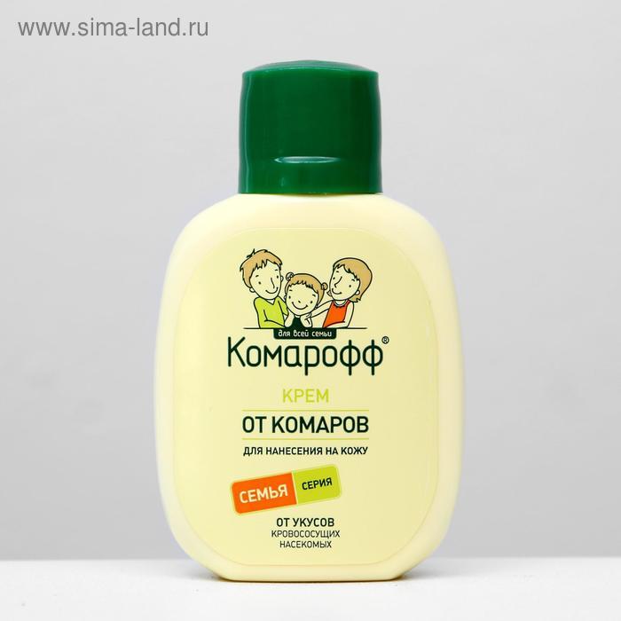 Крем Комарофф флакон 60 мл