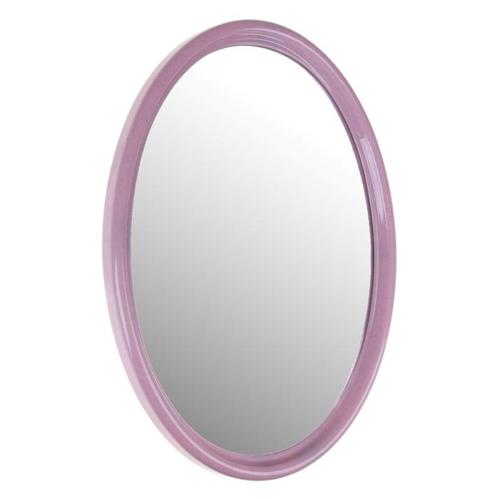 Зеркало Sonata, розовое