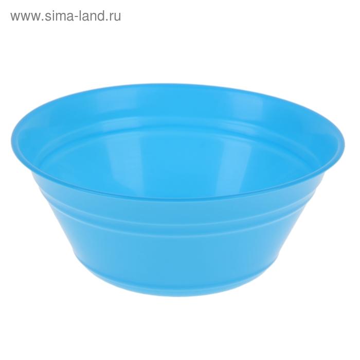 Салатник 1 л Patio, цвет голубая лагуна