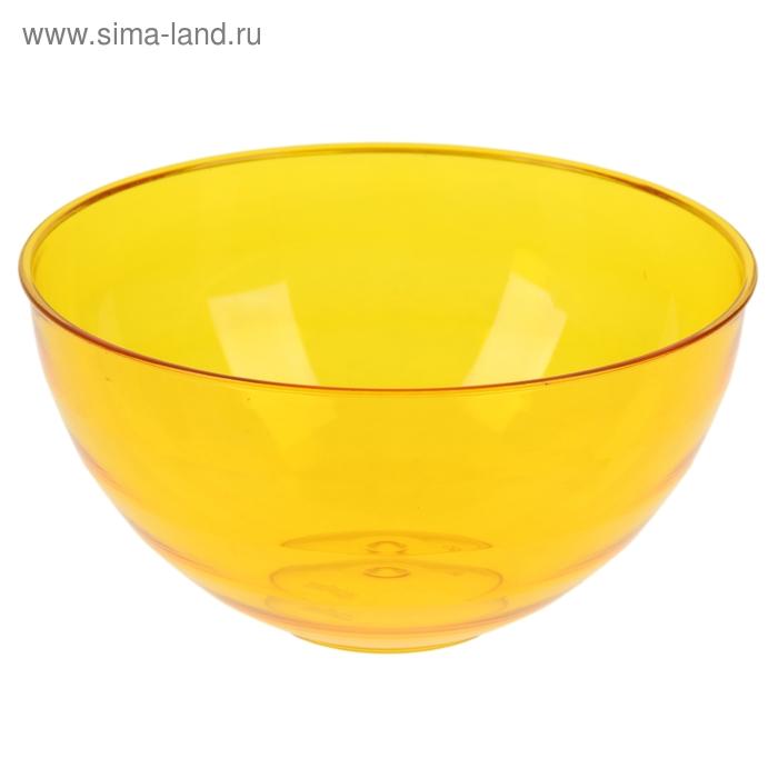 Салатник Florencia, 1 литр, оранжевый