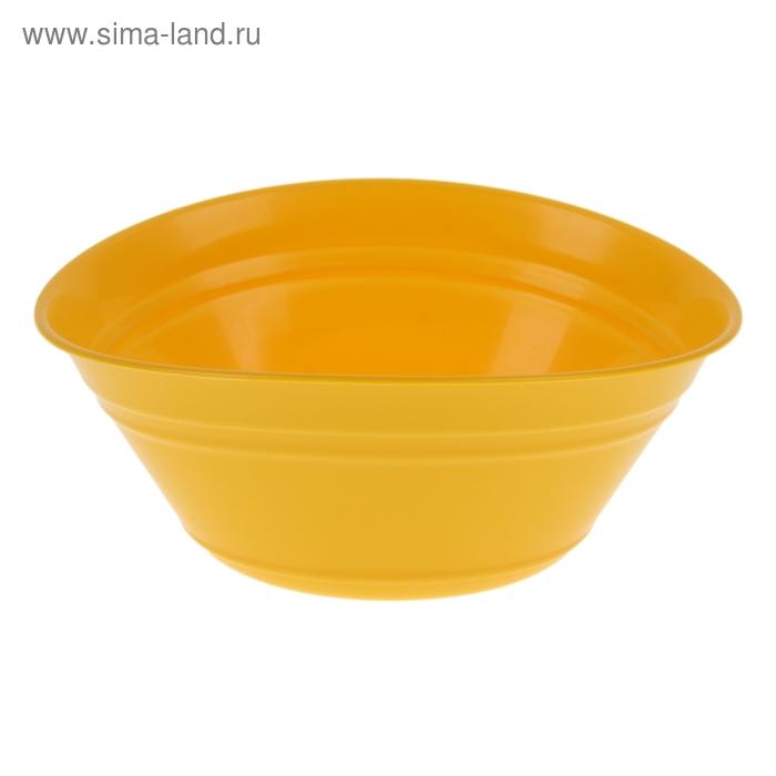 Салатник 1 л Patio, цвет солнечный