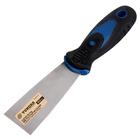 Шпатель малярный TUNDRA comfort, 40 мм, металл, двухкомпонентная ручка