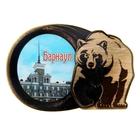 Магнит в форме медведя «Барнаул»
