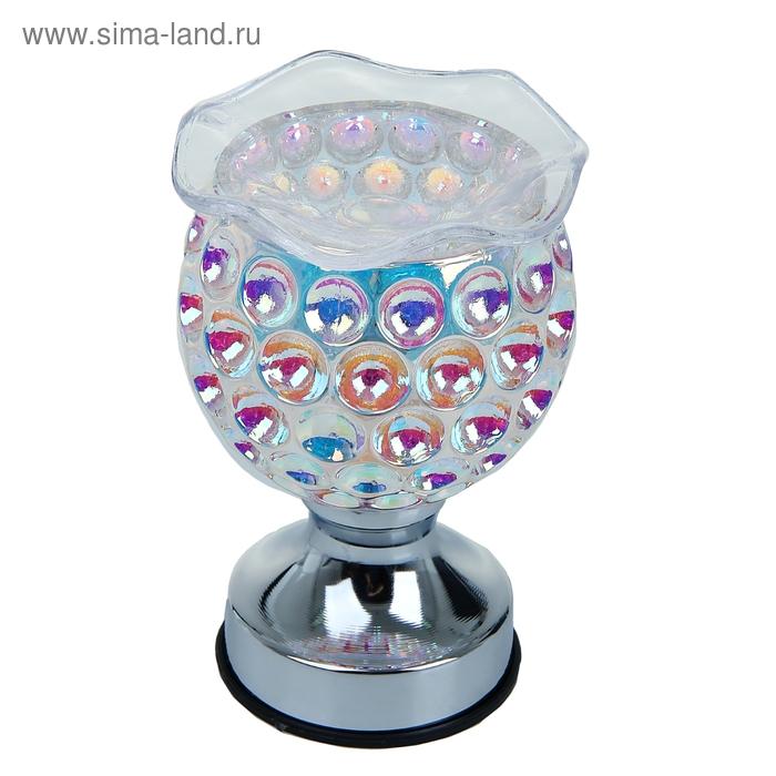 "Аромалампа ""Чаша со стразами"", сенсор"