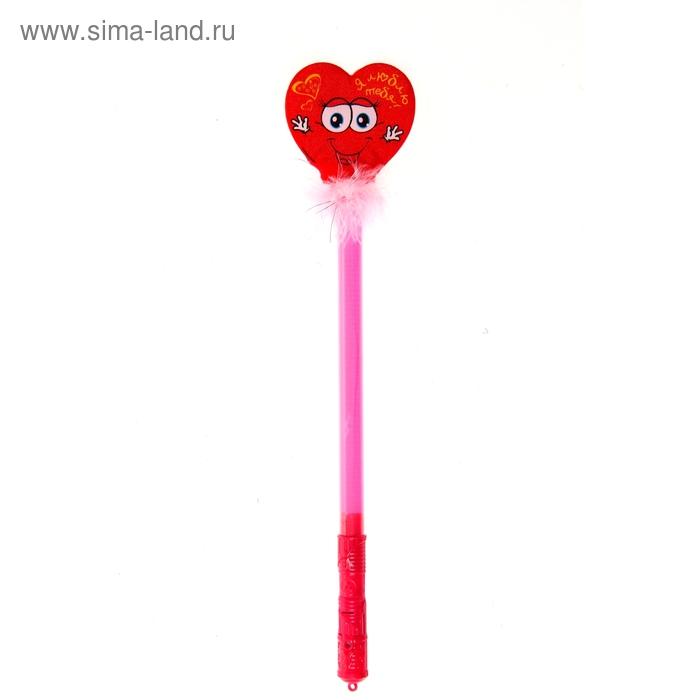 """Световая палочка """"Я люблю тебя"""""""