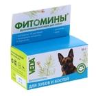 """Витамины """"Фитомины"""" для собак с фитокомплексом для зубов и костей, 50 г"""