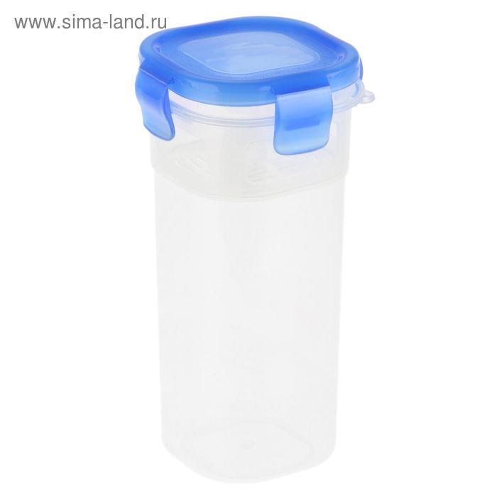 Контейнер для жидкости, с крышкой 18х8,5 см