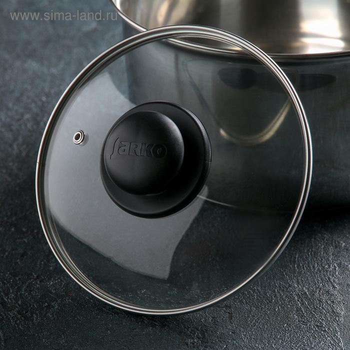 Крышка стеклянная d=18 см