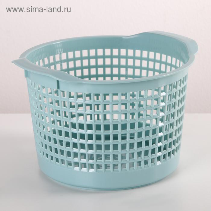 Корзинка универсальная d=18,7 см, цвет МИКС