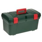 """Ящик для инструментов """"Универсал"""", цвет зеленый"""