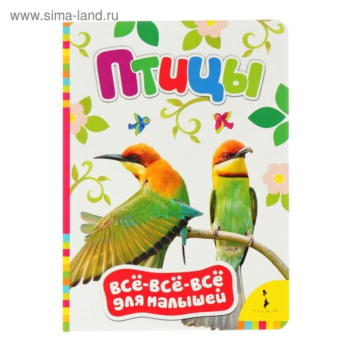 Всё-всё-всё для малышей «Птицы»