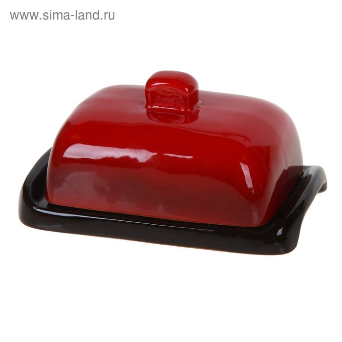 """Масленка """"Русская"""" 10х17 см"""