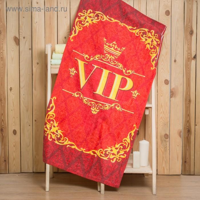 """Полотенце """"Collorista"""" VIP 70х140 см, 260 гр/м2, 100% хлопок"""