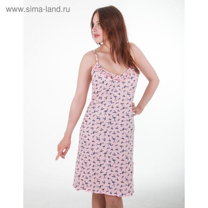 Сорочка женская Афродита МИКС, р-р 48