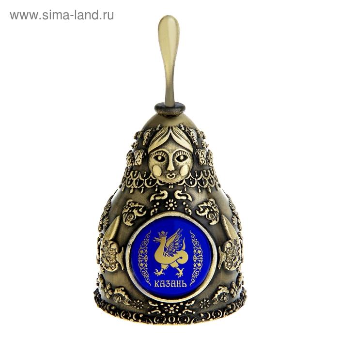 """Колокольчик-матрёшка """"Казань"""""""
