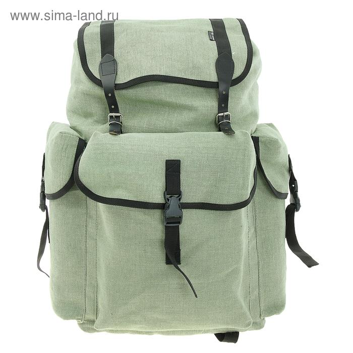 Рюкзак 50 л, материал брезент