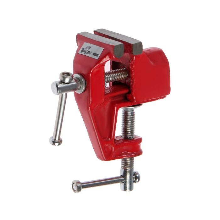 "Тиски слесарные ""TUNDRA basic"", 40 мм"