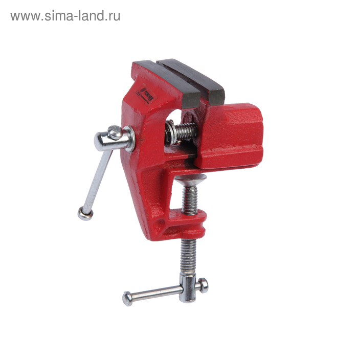 "Тиски слесарные ""TUNDRA basic"", 60 мм"