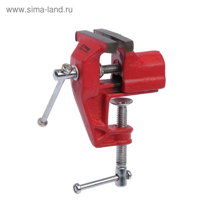 "Тиски слесарные ""TUNDRA basic"", 50 мм"
