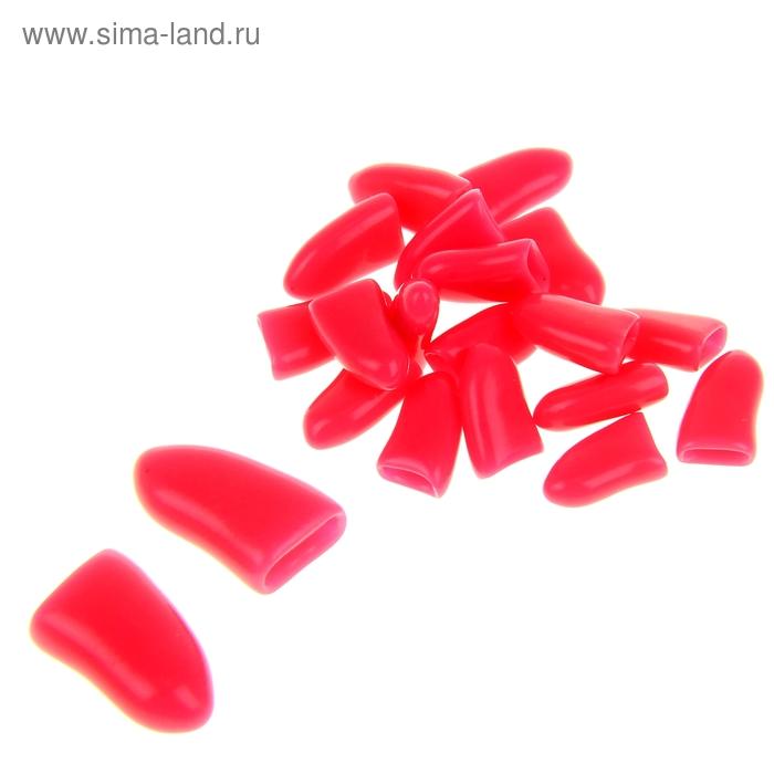 Накладные когти M светло-розовые, 20 шт