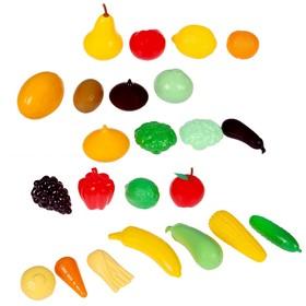 """Большой набор """"Овощи-фрукты"""""""
