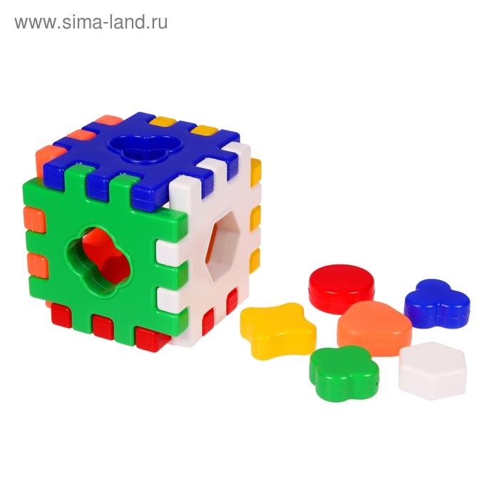 """Развивающая игра """"Логический куб"""""""