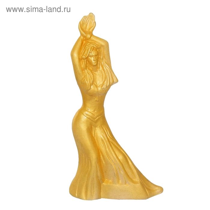 "Статуэтка ""Танцовщица"" золото"