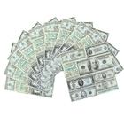 """Набор салфеток для декупажа (10 штук) """"Деньги"""""""