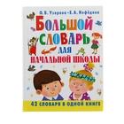 Большой словарь для начальной школы.