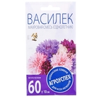 Семена цветов Василек Махровый смесь, О, 0,5г