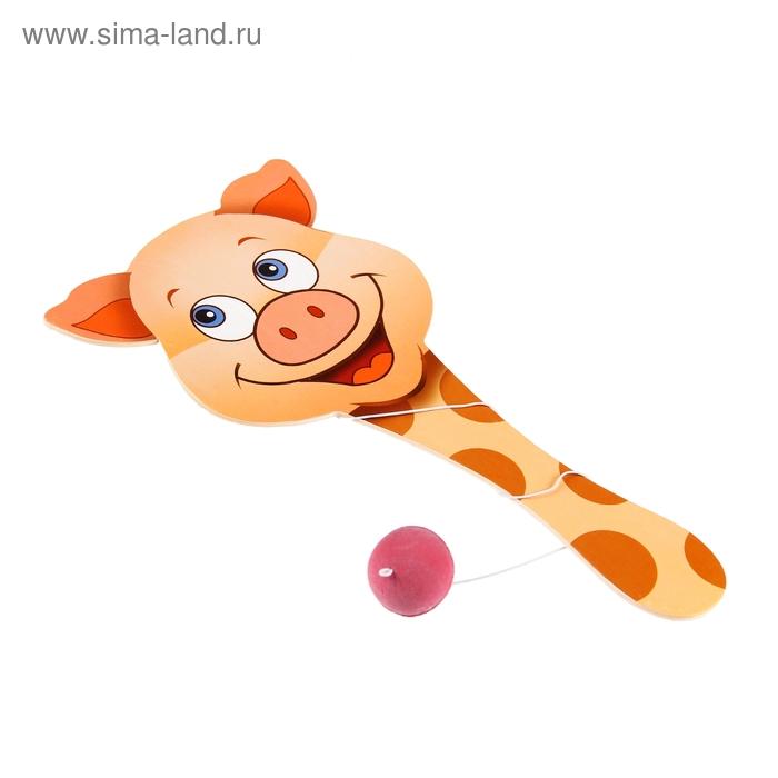 "Игра-лапта ""Свинка"""