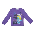 """Джемпер для девочки """"Smurfs"""", рост 104 см (4 года), цвет сиреневый"""