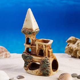 """Декорации для аквариума """"Ласточкино гнездо"""" микс"""