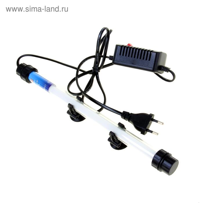 Подсветка светодиодная Sea Star с выключателем, 30 см, голубая, 4w