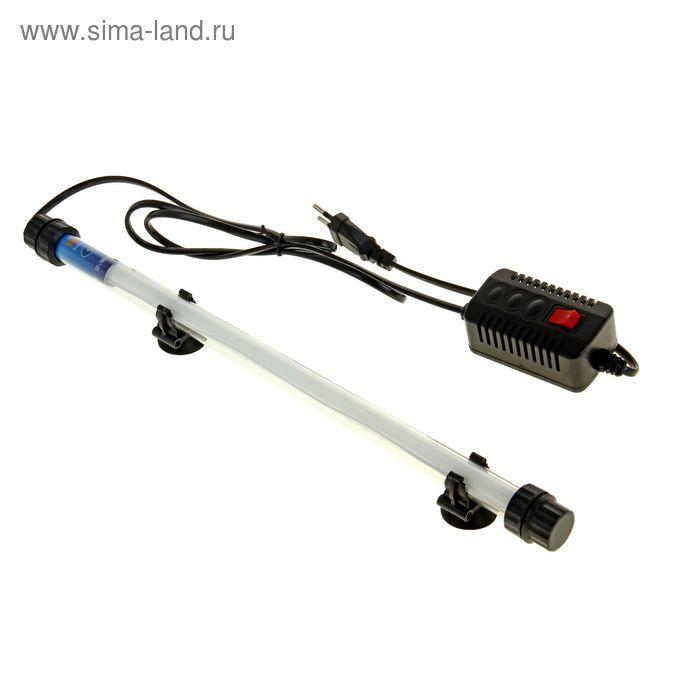 Подсветка светодиодная Sea Star с выключателем, 40 см, белая, 6w
