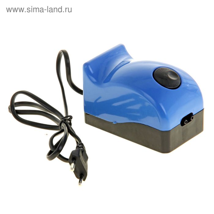 Компрессор Aleas двухканальный 2,5X2 л/мин AP-9802