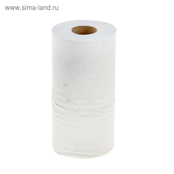 Полотенца бумажные «Кухня», 46 м, 1 сл