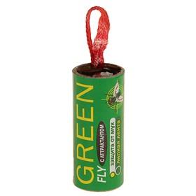 Липкая лента от мух Green FLY Ош