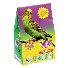 """Корм для попугаев """"БРИЛЛИАНТ""""  Спецсостав, 400 гр"""