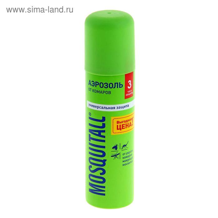 Аэрозоль Mosquitall  Универсальная защита от комаров 150 мл