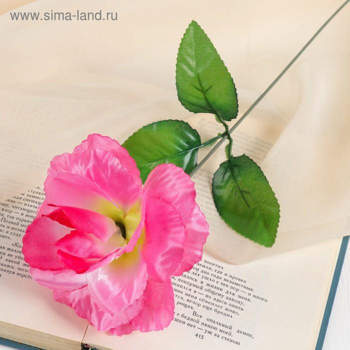 """Цветок искусственный """"Роза Дабл делайт"""""""