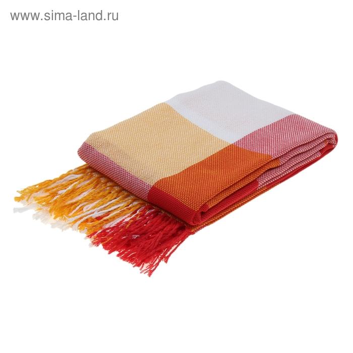 """Плед """"ФРЕШ"""", размер 140х200 см ±5 см, цвет 19"""