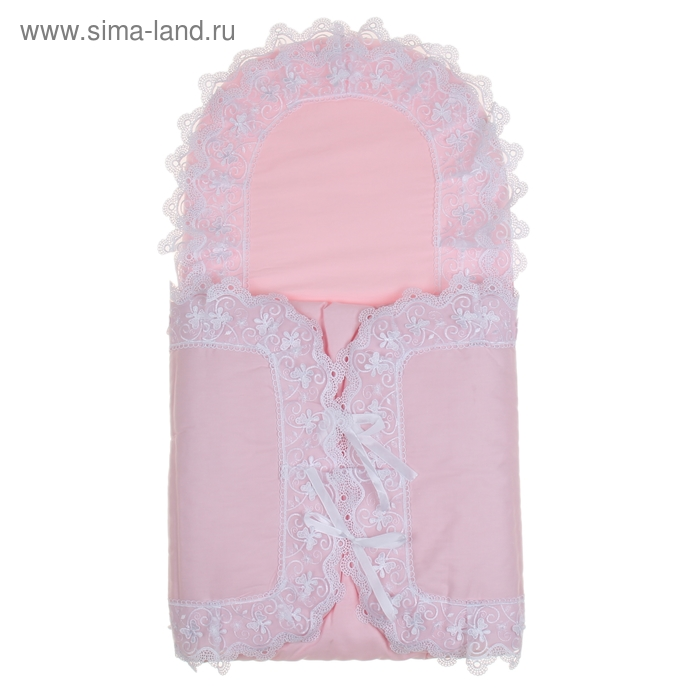 Комплект для новорожденного всесезонный, 9 предметов, цвет розовый