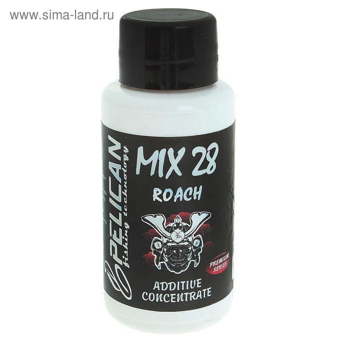 Ароматизатор для прикормки Pelican Additive Mix 28 Roach (1 фл. - 50 мл.)